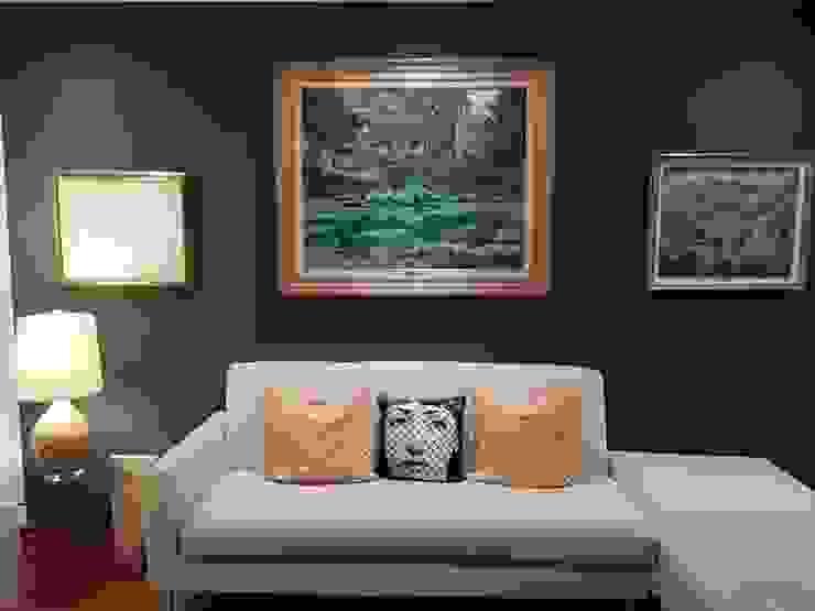 van Alicia Ibáñez Interior Design Eclectisch