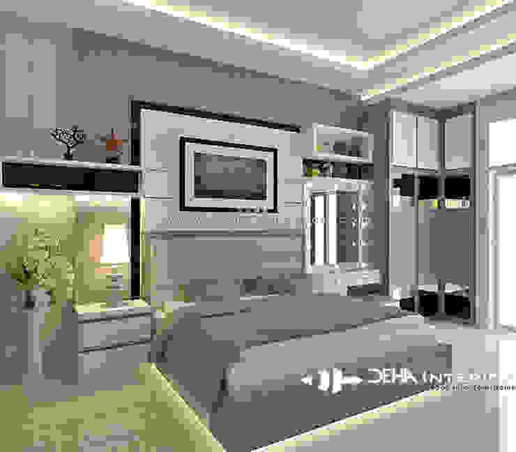 Project Thomin Shu Kamar Tidur Modern Oleh deha interior pekanbaru Modern Kayu Lapis
