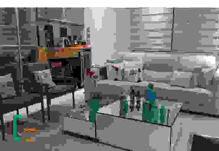 Izabella Biancardine Interiores Salon moderne