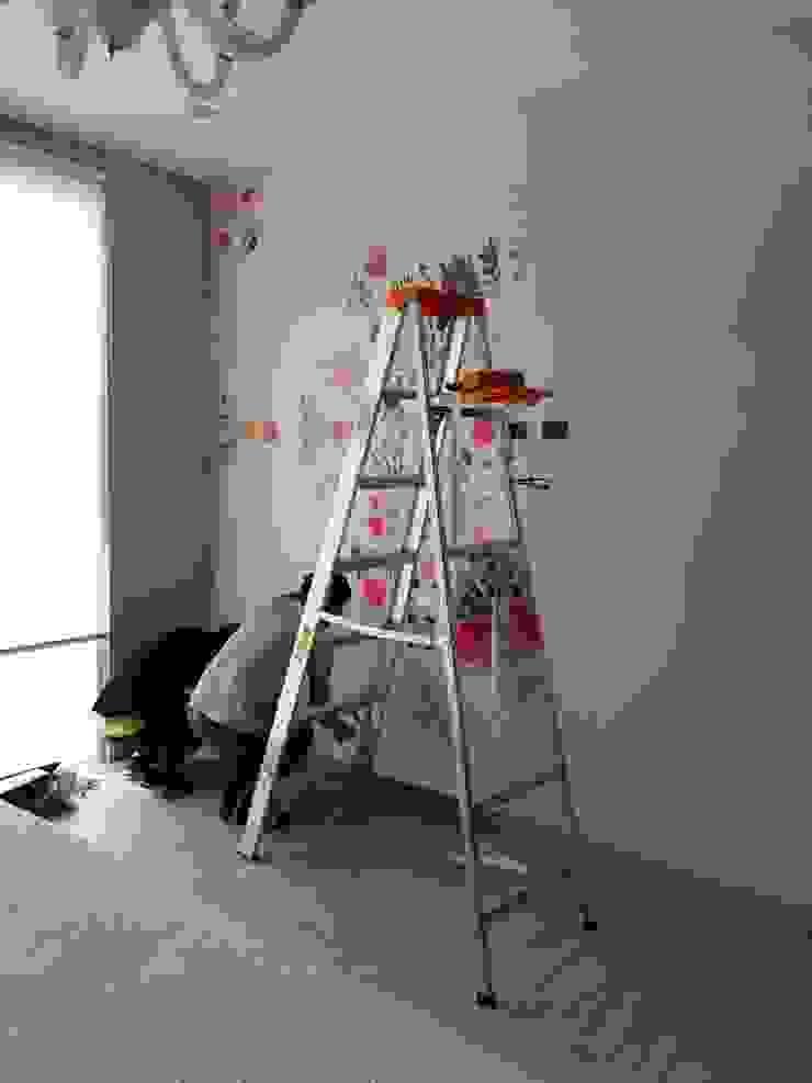 """Decoración dormitorio Mujer """"ANTES"""" de Alicia Ibáñez Interior Design"""
