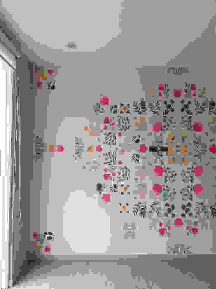 """Decoración dormitorio Mujer """"DESPUES"""" de Alicia Ibáñez Interior Design"""