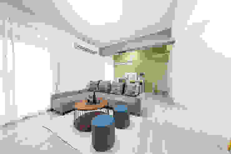 客廳 根據 元作空間設計