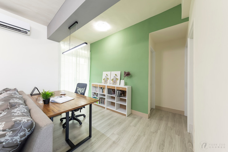 書房 根據 元作空間設計