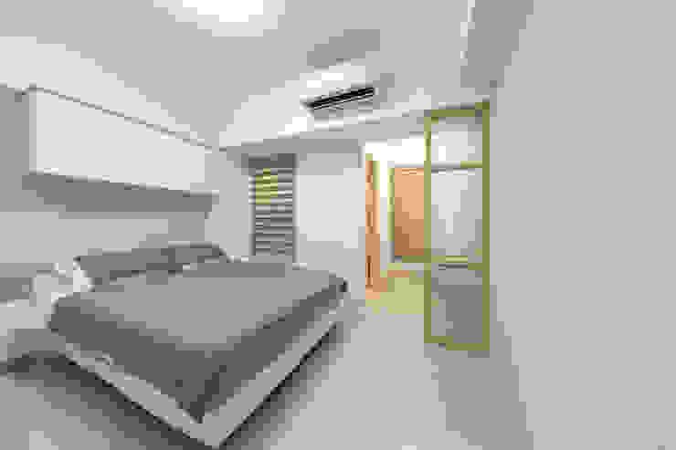 主臥室 根據 元作空間設計 現代風