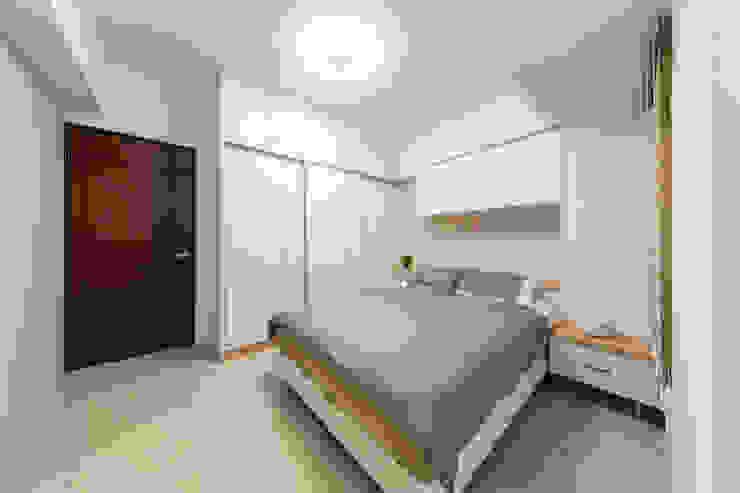 床頭&一衣櫥 根據 元作空間設計 現代風