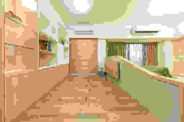 書房開放空間 根據 元作空間設計 現代風