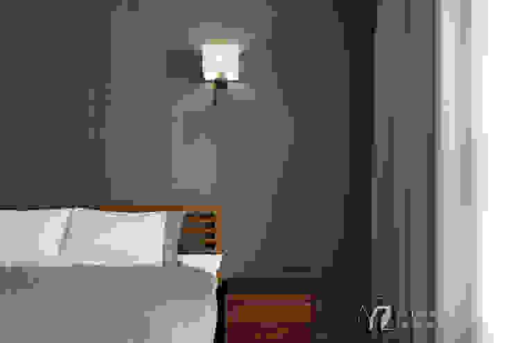床頭壁燈 根據 元作空間設計 現代風