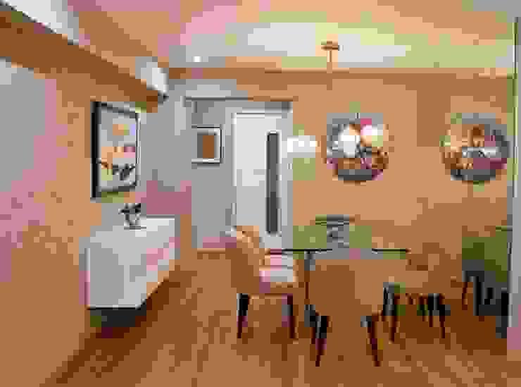 Mario Ramos Modern Dining Room