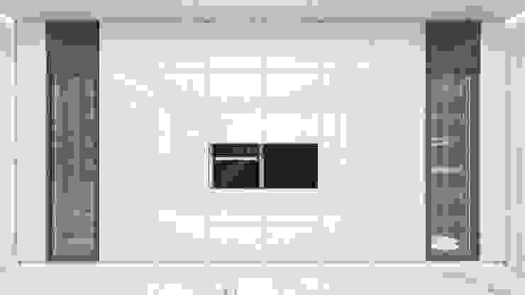 Alpha Details Modern style kitchen