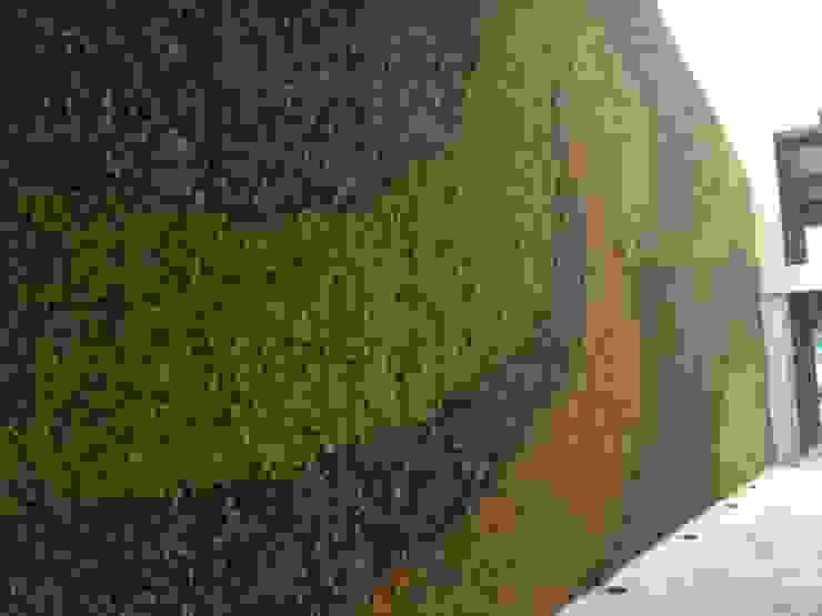 jardín vertical artificial Jardines de estilo minimalista de VERTIJARDIN Minimalista
