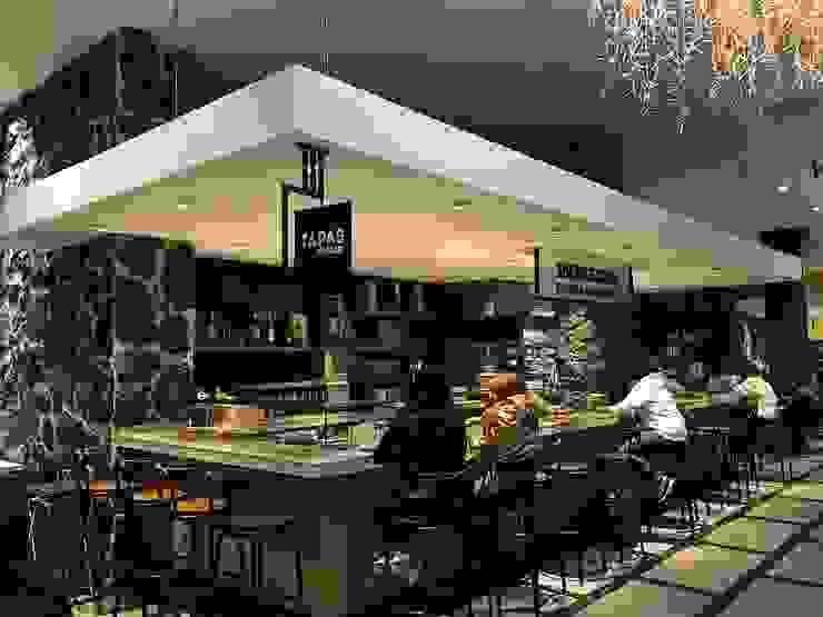 Tapas Guria – Perisur Gastronomía de estilo clásico de Onno Arquitectos Clásico