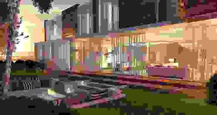Viviane Cunha Arquitetura Country house