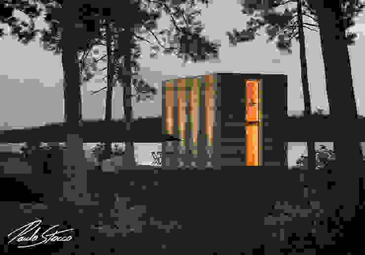 Paulo Stocco Arquiteto Rumah kecil