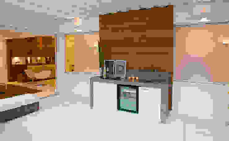 Viviane Cunha Arquitetura Modern Terrace