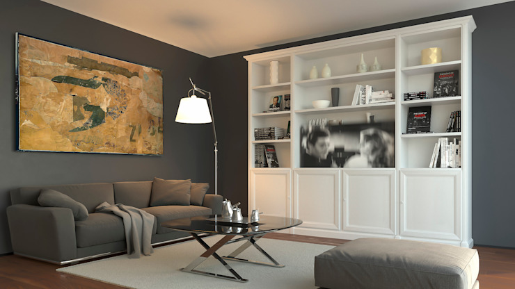Oleh Idea Stile Klasik Kayu Wood effect