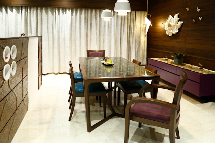 Residential Project Modern dining room by Obaku Design Modern