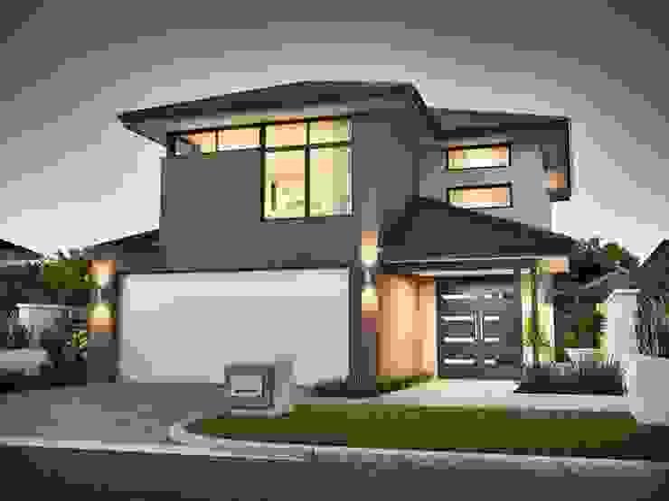 Dreams Do Come True by House Plans SA Modern Concrete