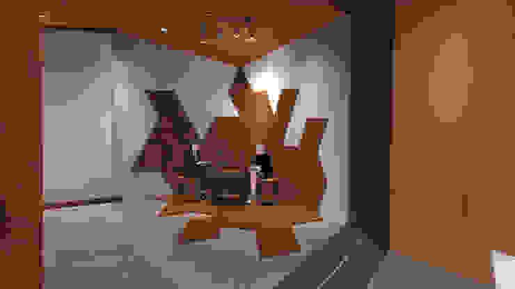 Creative Corner Ruang Komersial Modern Oleh TIES Design & Build Modern