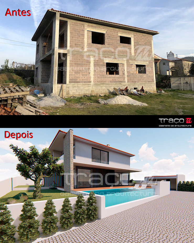 par Traço M - Arquitectura
