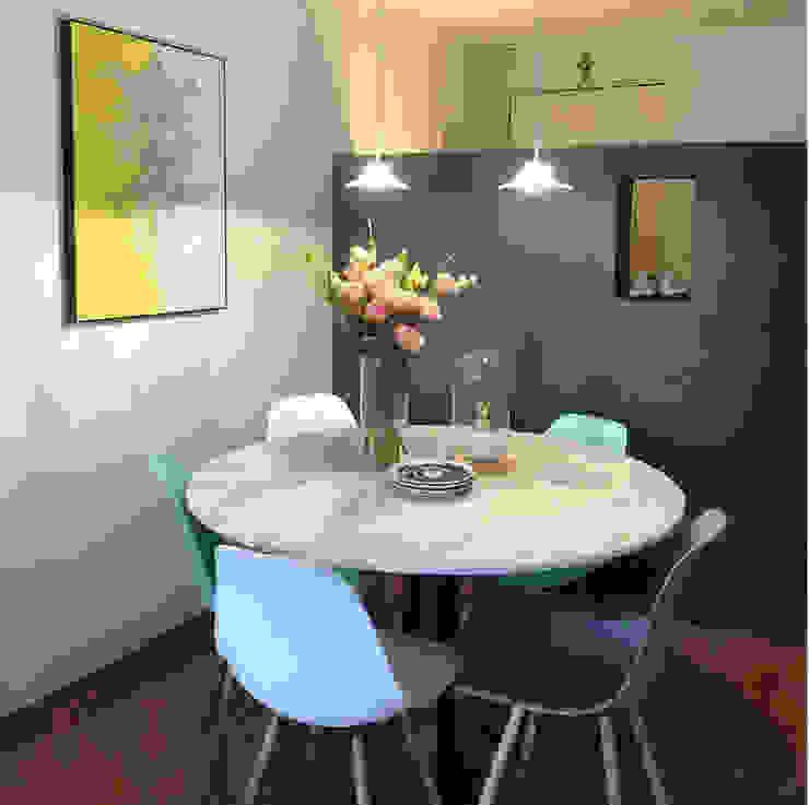 Comedor Casa RDR de Moon Design Moderno