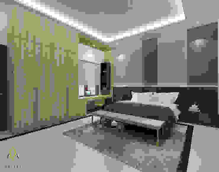Scandinavian style bedroom by The Ground Market Scandinavian