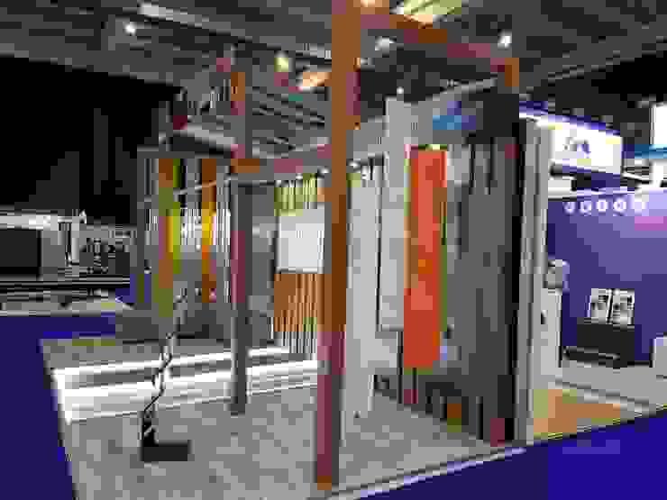Paramento Design en Expo Edifica 2017 de B+2 Moderno