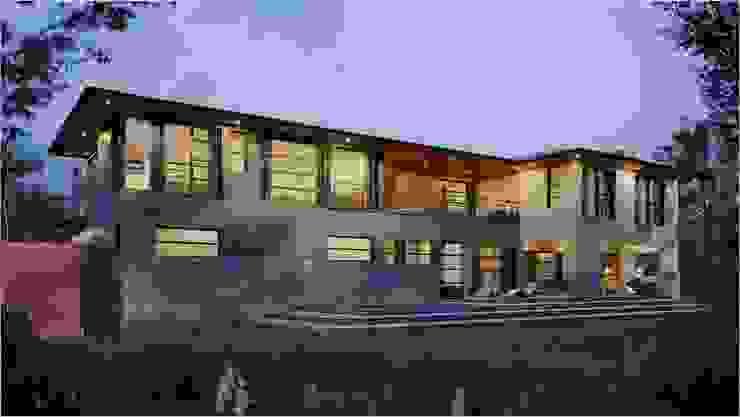 Latest Contemporary Home by Venuï Architects Modern Slate