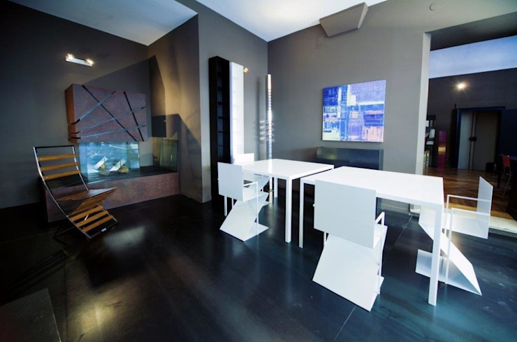 Modern dining room by SteellArt Modern