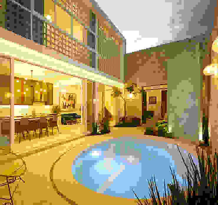 Oleh Taller Estilo Arquitectura Modern Beton