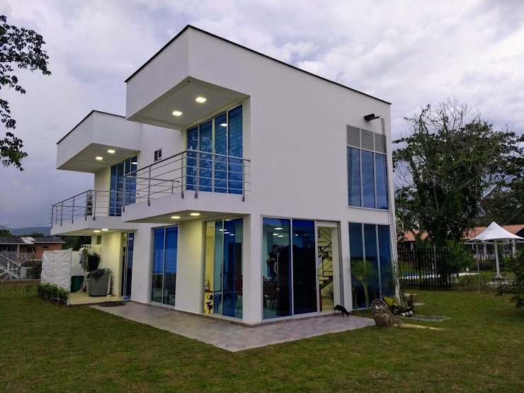 Ariah Constructora Country house