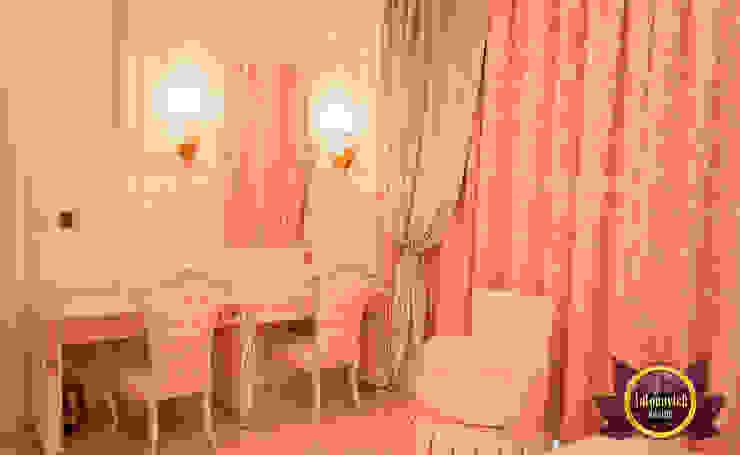 Incredible Implemented Interior Design Project in Dubai by Luxury Antonovich Design
