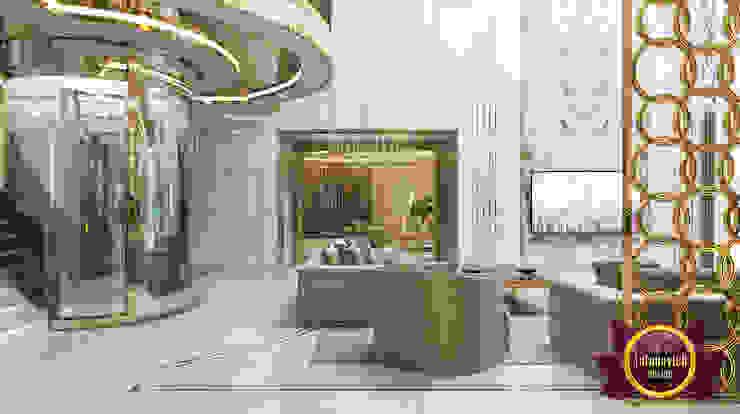Grand Modern Interior Design in Dubai by Luxury Antonovich Design