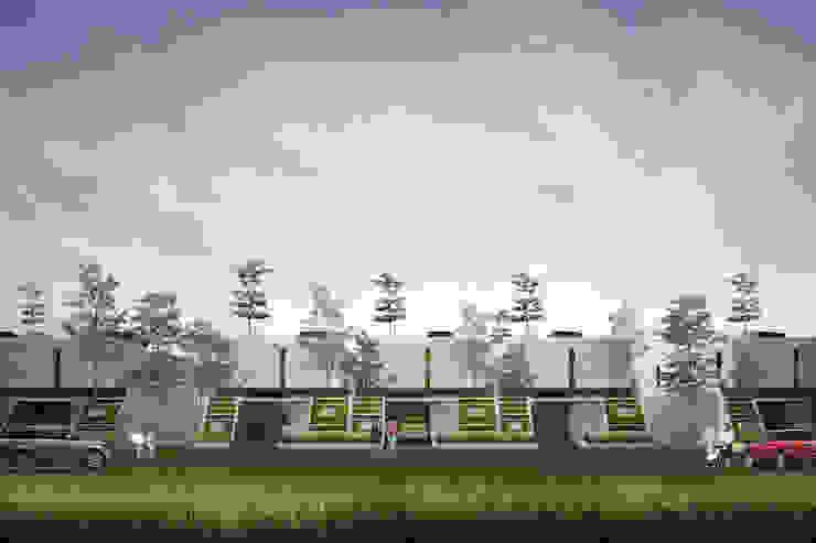 wakowako residence Rumah Modern Oleh midun and partners architect Modern