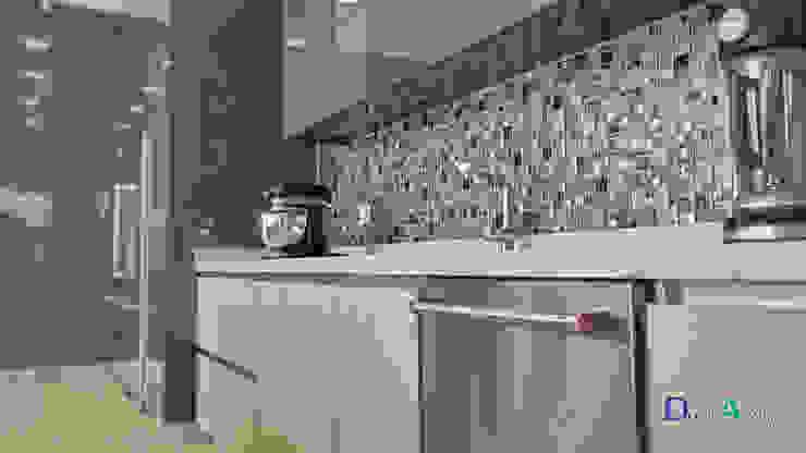 Decoralvarez 現代廚房設計點子、靈感&圖片