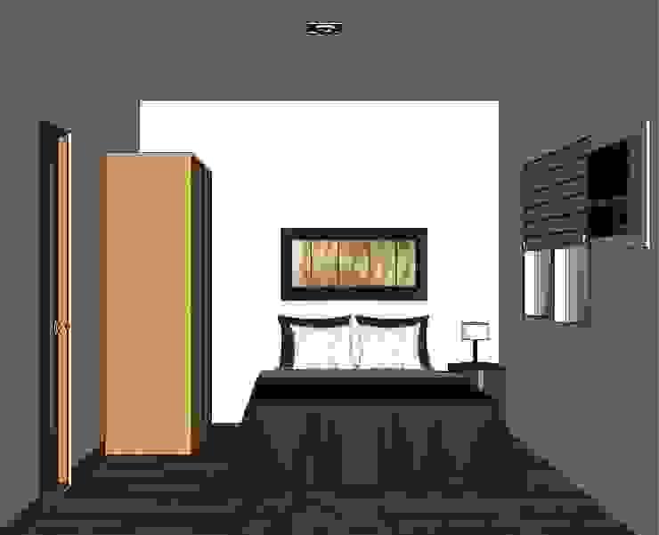 INTERIOR DESIGN OF A 1 BEDROOM CONDOMINIUM UNIT by MKC DESIGN