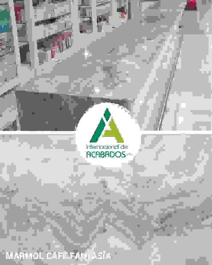 modern  by INTERNACIONAL DE ACABADOS SAS, Modern Marble