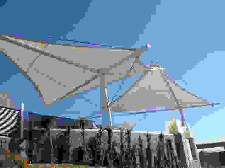 Kanopi Kain Membran:modern  oleh Bintang Mulya Canopy, Modern