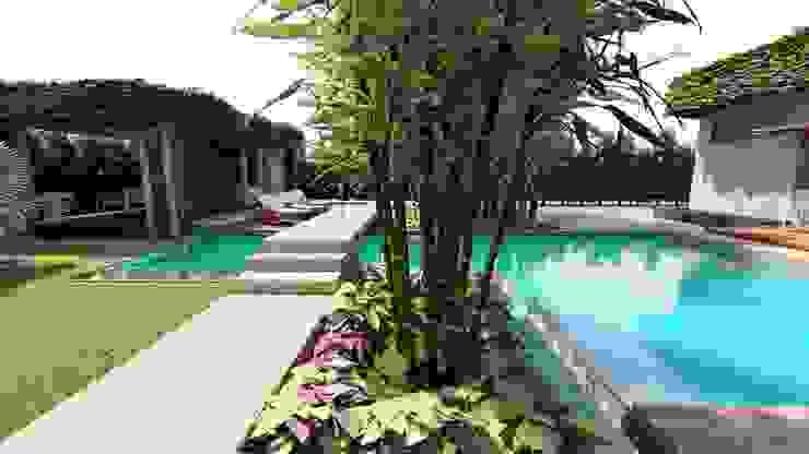 jardines de Arquitecto Gustavo Moreno