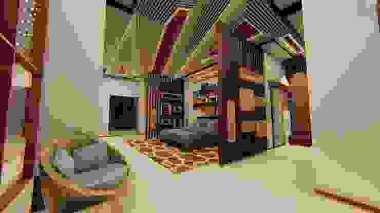 Habitación principal de Arquitecto Gustavo Moreno