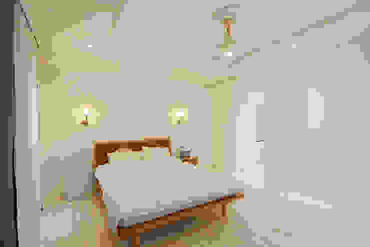 용인 수지구 대우 푸르지오 클래식스타일 침실 by BK Design Studio 클래식