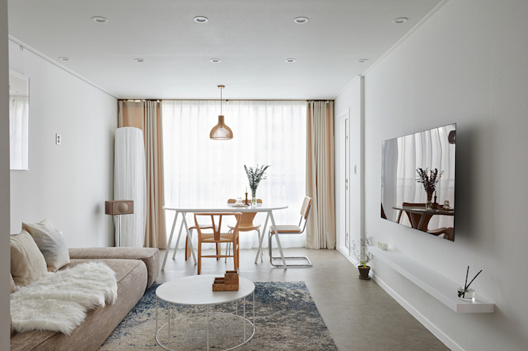 by BK Design Studio Scandinavian