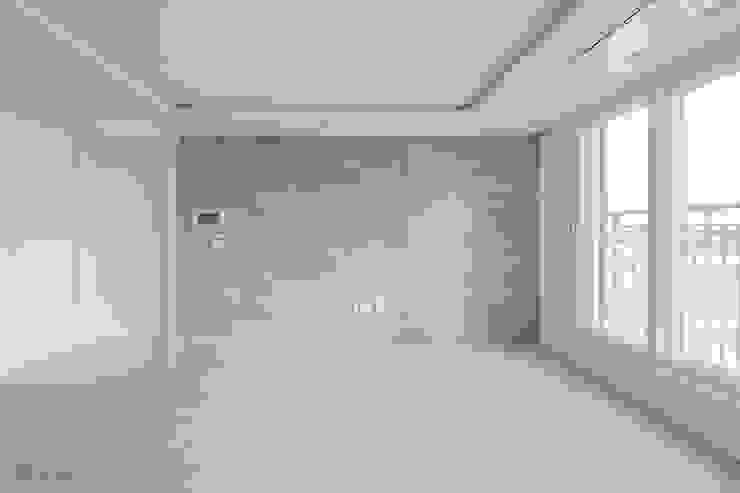 동탄인테리어 by.n디자인인테리어 모던스타일 거실 by N디자인 인테리어 모던