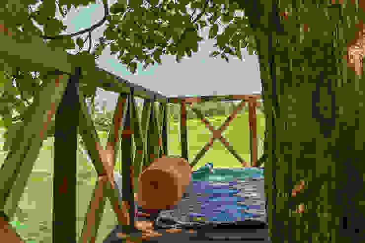 von H & A Consultants Klassisch Bambus Grün