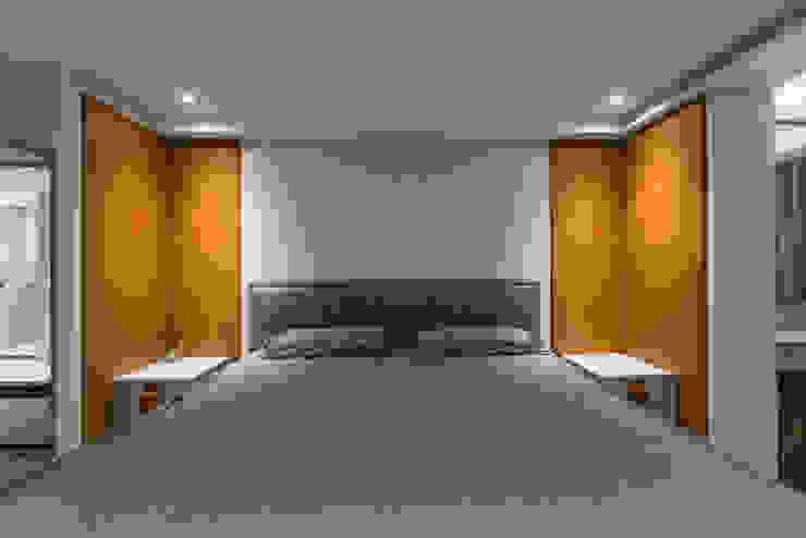 竹村空間 Zhucun Design Kamar tidur kecil