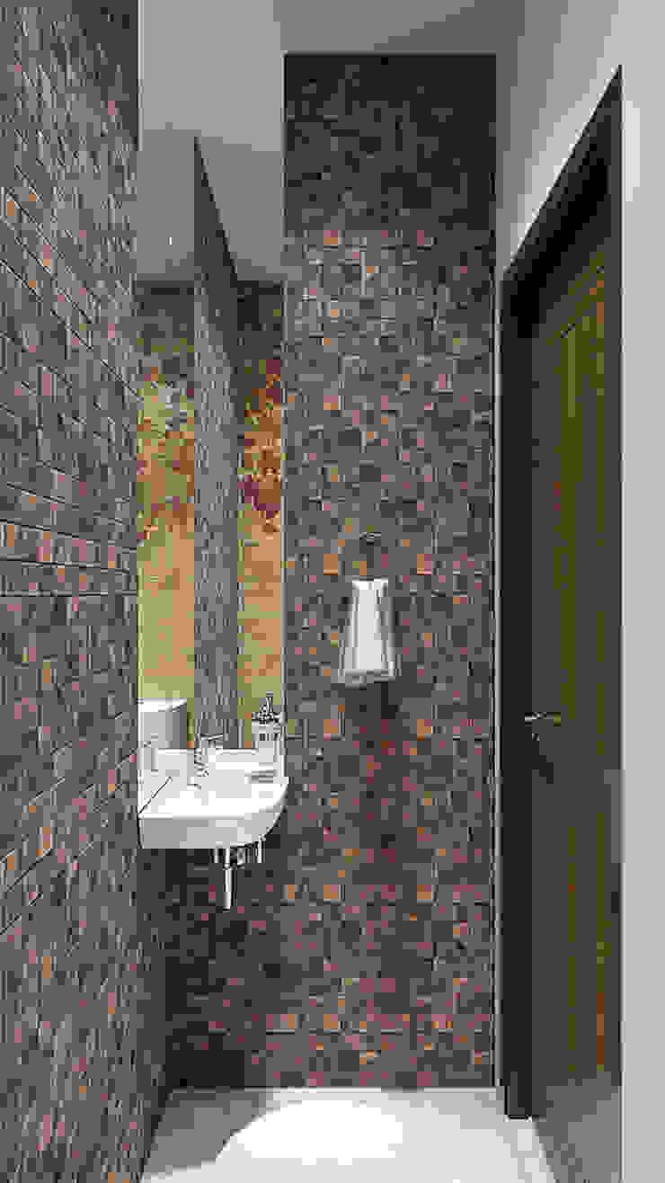 Baños de estilo minimalista de Zibellino.Design Minimalista