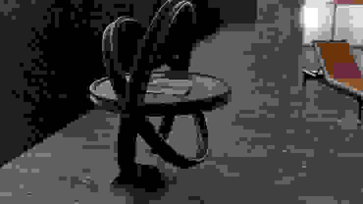Villa con giardino Alessandro Chessa Giardino moderno