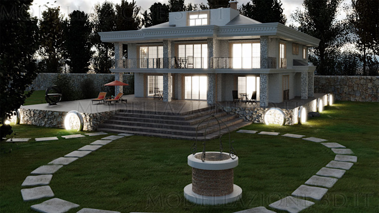 Alessandro Chessa Modern Houses