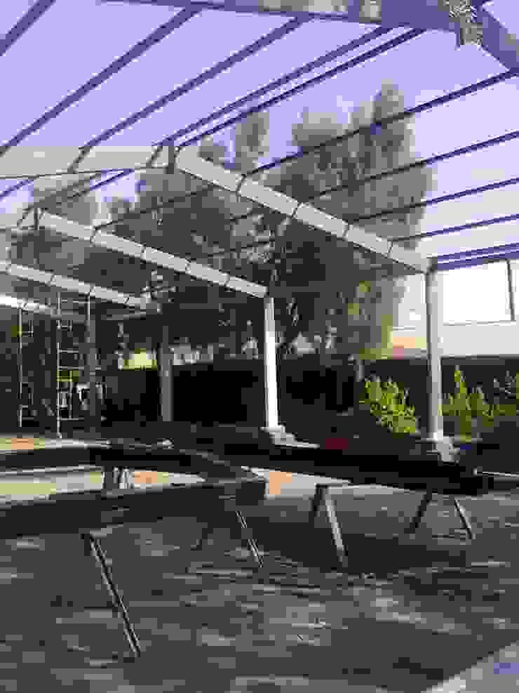 Espacios cubiertos jardines Infantiles-Colina de Flandez
