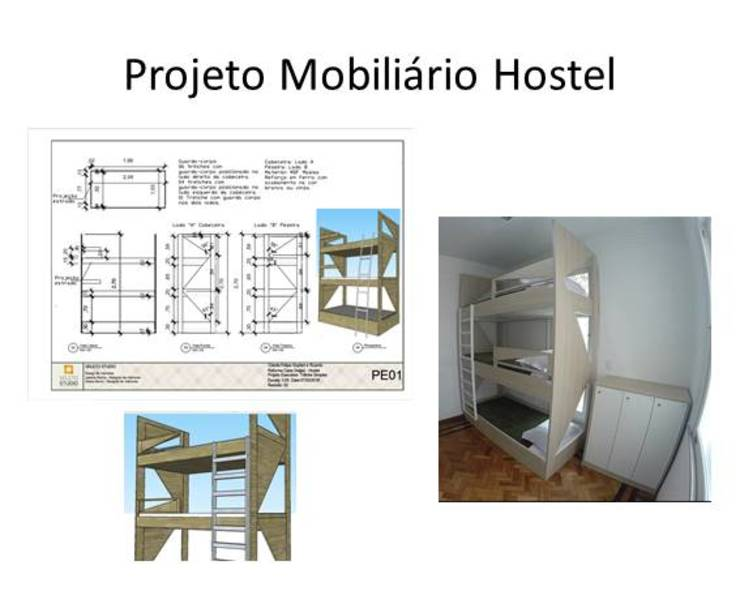 Izabella Biancardine Interiores Modern hotels