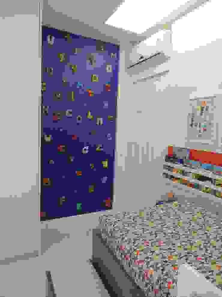 Izabella Biancardine Interiores Kamar tidur anak laki-laki